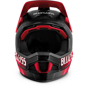 bluegrass Legit Carbon MIPS Helmet, rojo